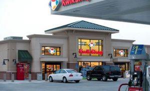 Kwik Shop, Wichita, Kansas, Kellogg and Oliver